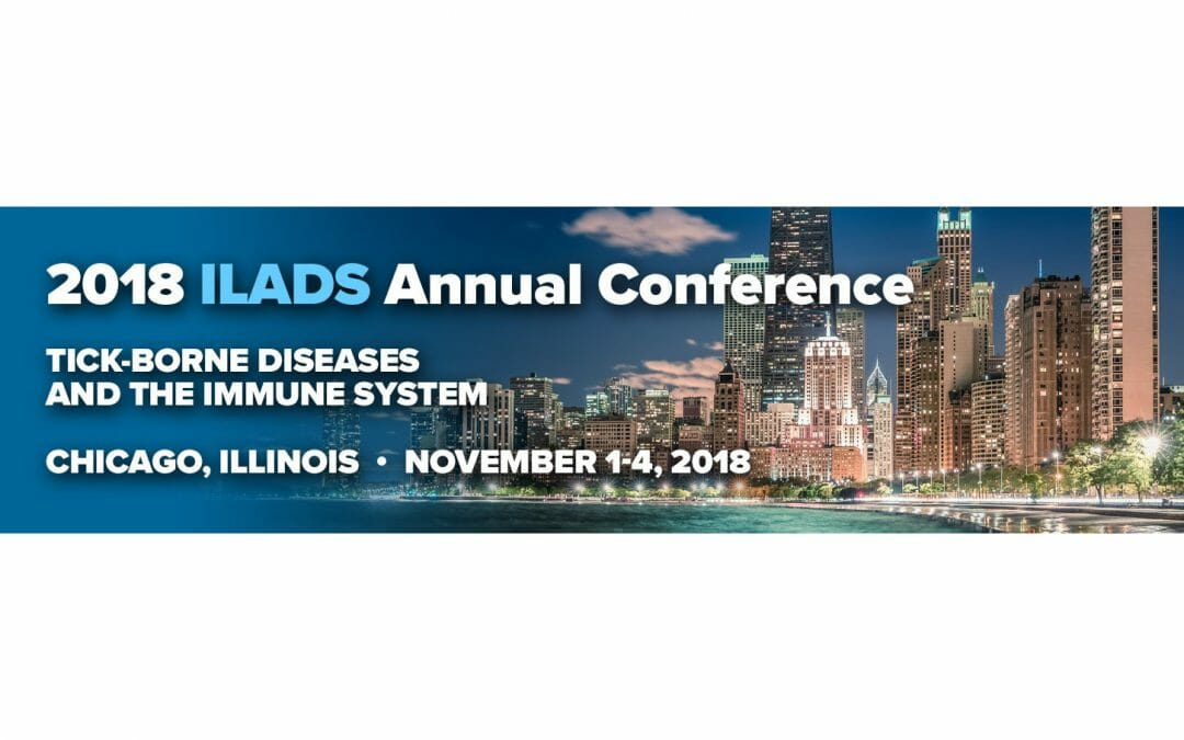 A LYME LITERATE CARDIOLOGIST TALKS ABOUT LYME CARDITIS AT ILADS 2018 CONFERENCE